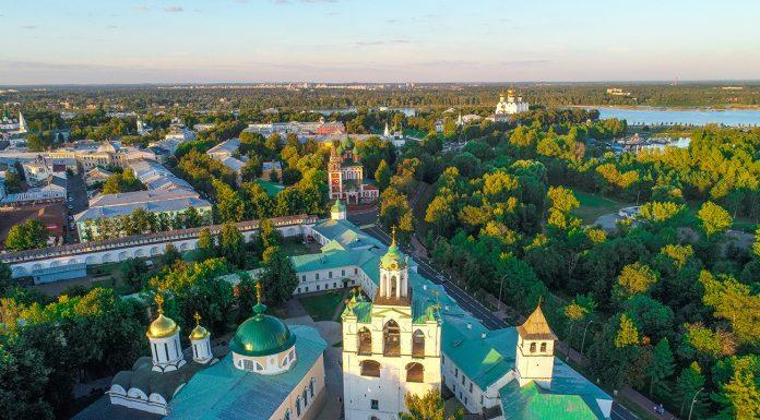 du lịch Yaroslavl nước Nga