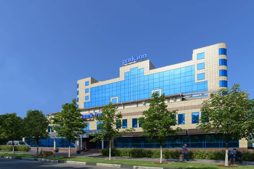 Park Inn by Radisson Odintsovo 4*