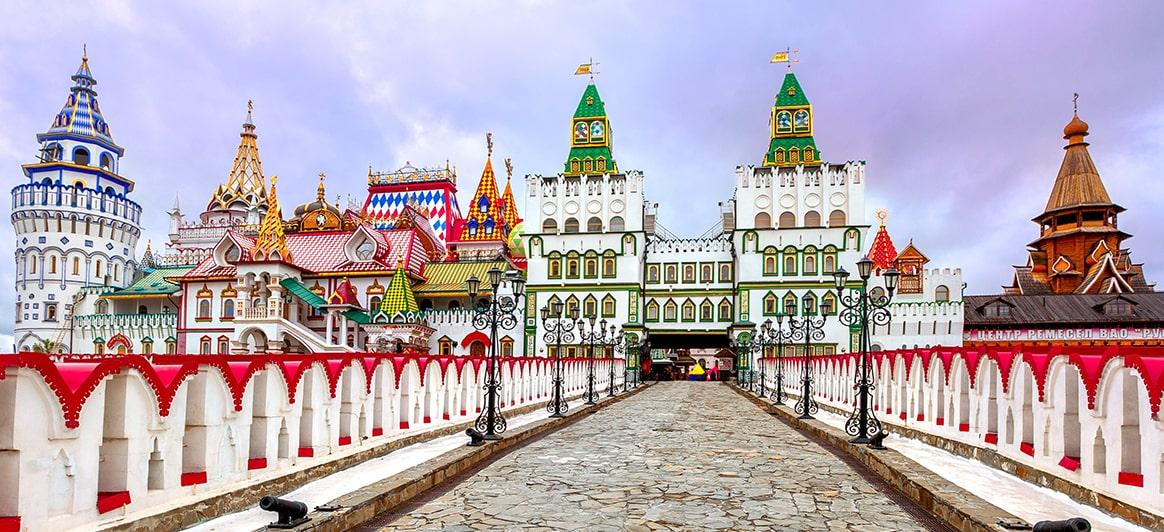 du lịch nước Nga thành phố moscow