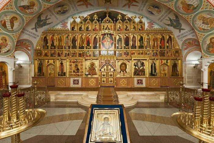 nhà thờ chính tòa Chúa Kitô Đấng Cứu Độ