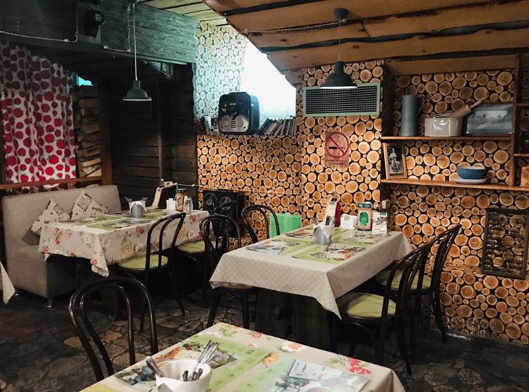 địa điểm ăn ngon ở Saint Petersburg