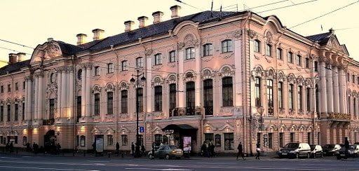 Cung Điện Stroganov