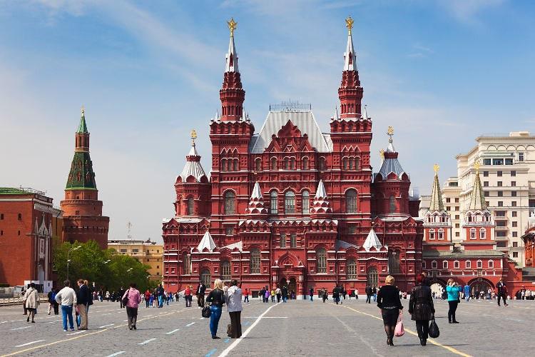 An Ninh Ở Nga Không Tốt