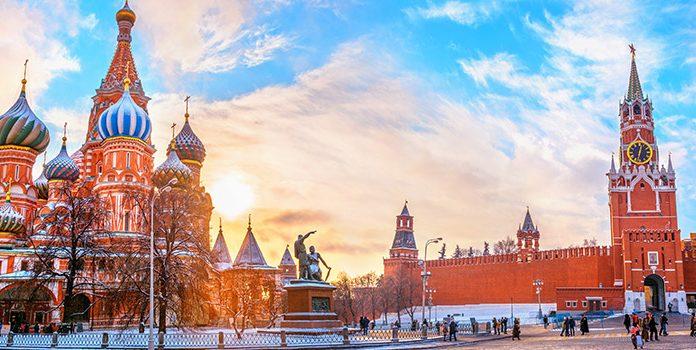 du lịch nước Nga tự túc