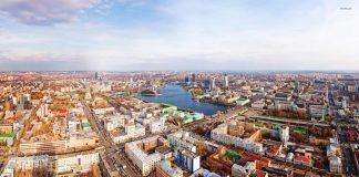 du lịch Yekaterinburg Nga