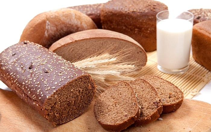 Bánh mì đen Nga