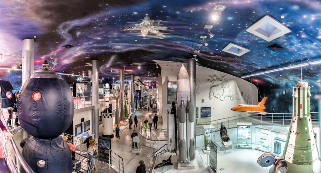 Bảo tàng tưởng niệm vũ trụ