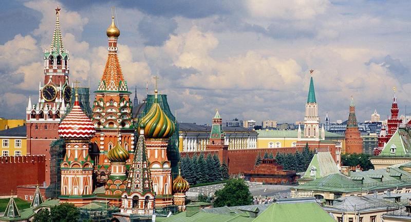điện kremlin bảo vật quý của nước nga
