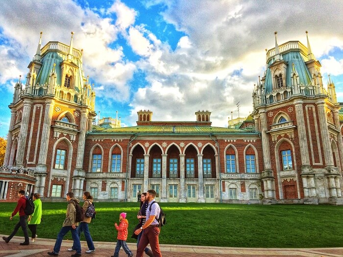 Khu bảo tồn-bảo tàng Tsaritsyno