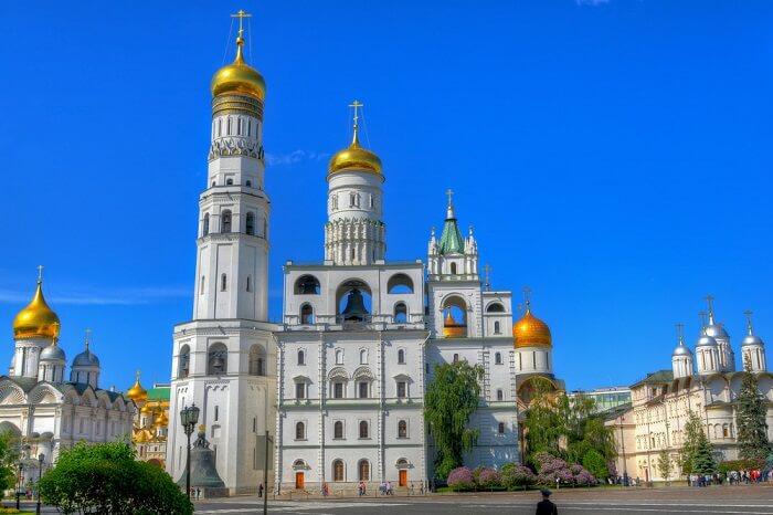 điểm du lịch nổi tiếng của moscow