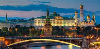 Điện Kremlin Nước Nga