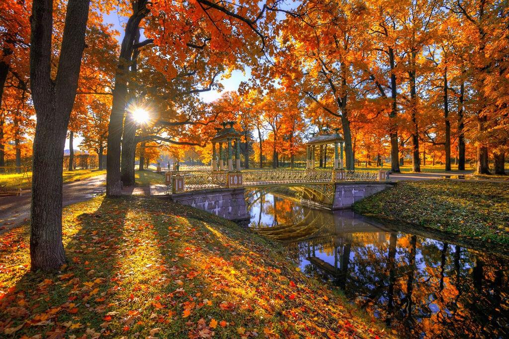 du lịch nước nga mùa thu