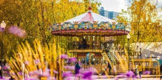 công viên goky