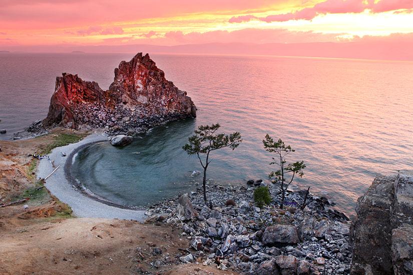 Du lịch hồ Baikal nước Nga