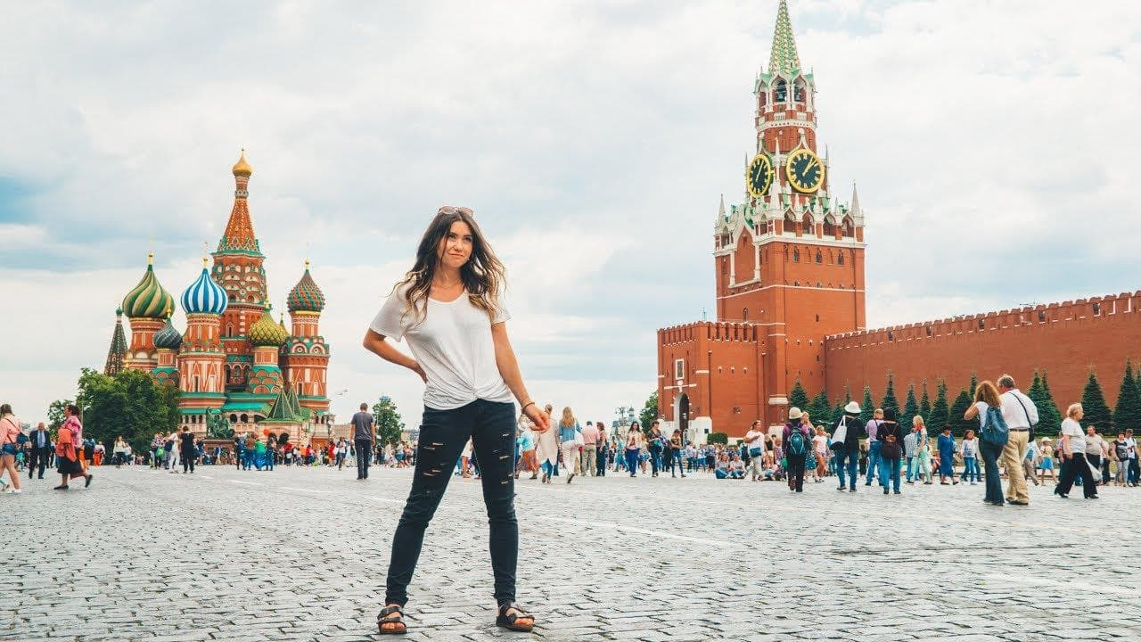 Mặc Gì Khi Du Lịch Nước Nga vào mùa hè