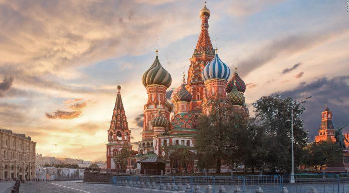 Du lịch nước Nga bao nhiêu tiền