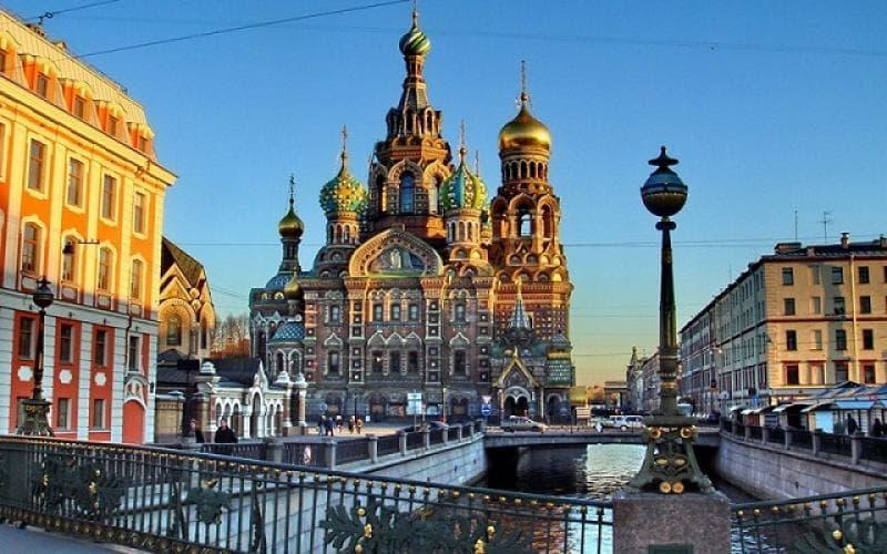 Mặc Gì Khi Đi Du Lịch Nước Nga