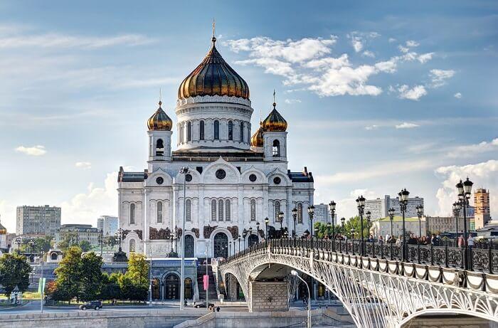 du lịch nước Nga mùa đông