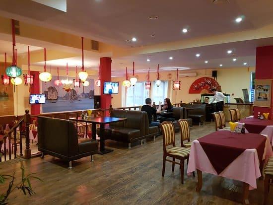 Nhà hàng kiểu Việt ở Moscow - Aromatnaya Reka