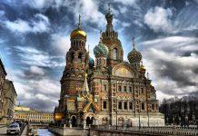 điểm tham quan ở Saint Petersburg