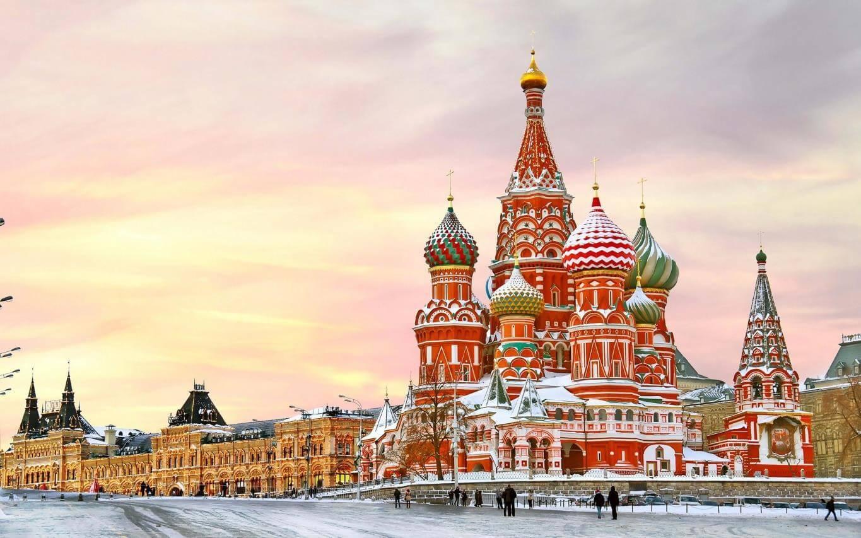 Những Địa Điểm Du Lịch Mùa Đông Ở Nước Nga