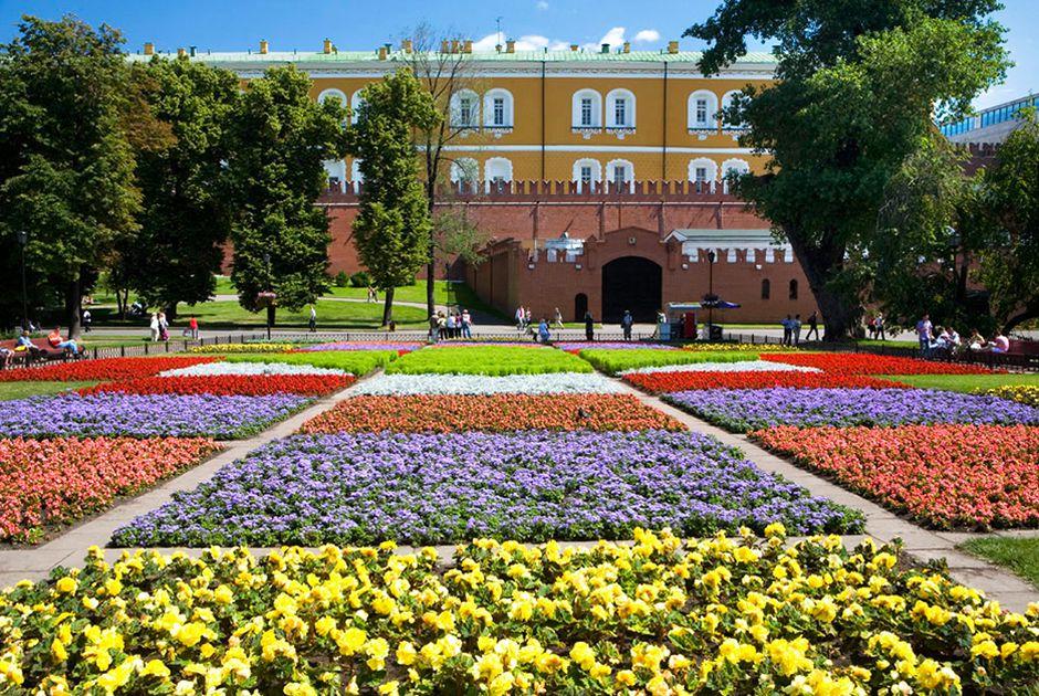 Địa điểm du lịch Moscow